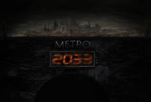 METRO 2033 by Sergey-Lesiuk