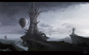 tree 2 by Sergey-Lesiuk