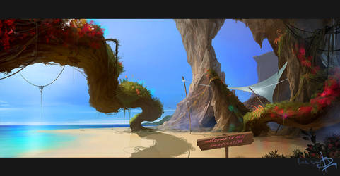 my imagination by Sergey-Lesiuk