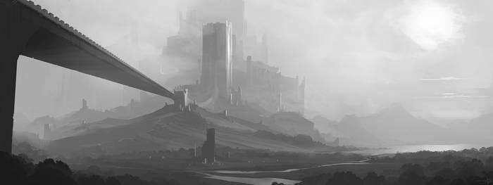 Castle by Sergey-Lesiuk