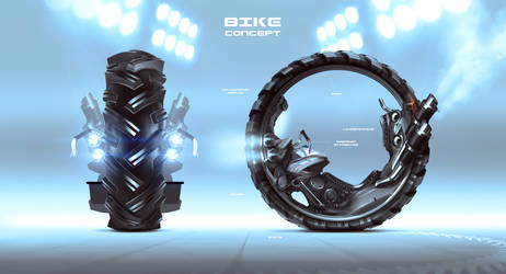 Bike by Sergey-Lesiuk