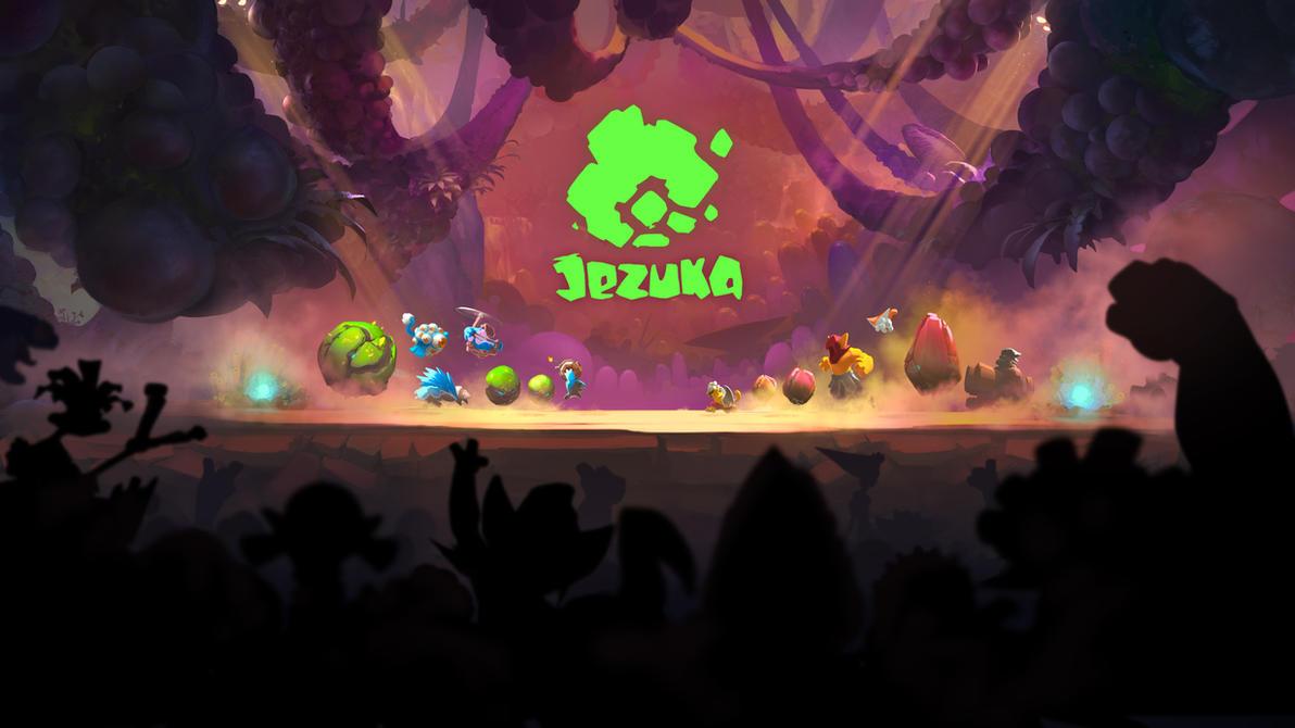 Jezuka Promo by Sergey-Lesiuk