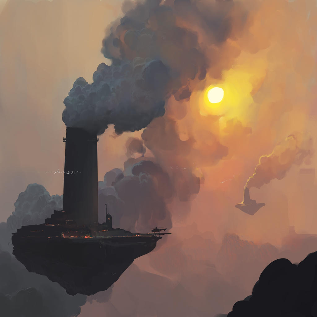 Cloud forming factory