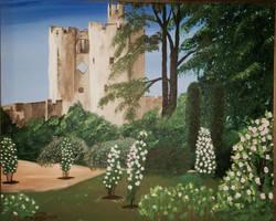 Warwick Castle by kdrmickey