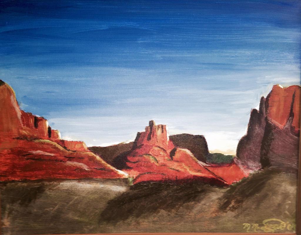 Bell Rock by kdrmickey