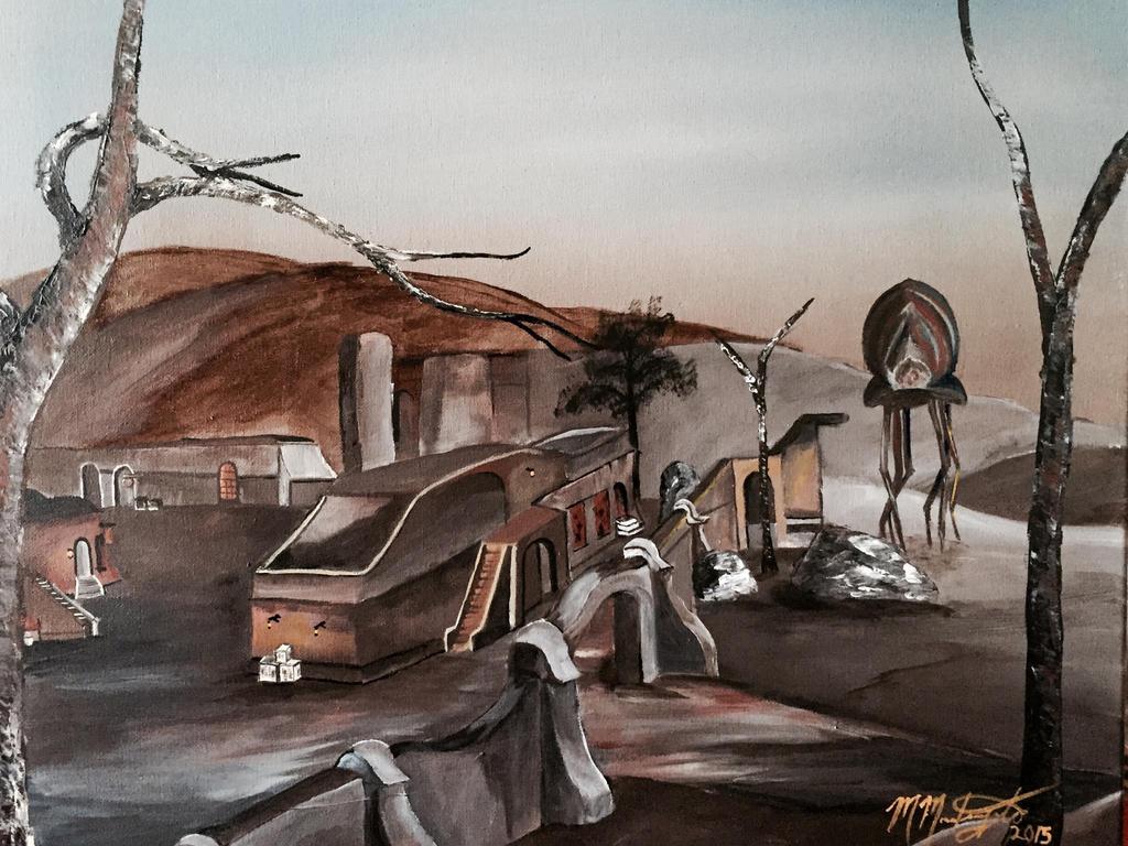 Balmora  by kdrmickey
