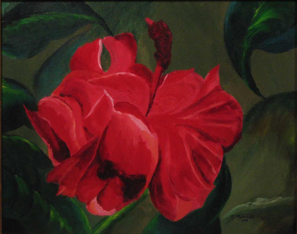 Rainforest Flower by kdrmickey