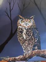 Olivias Owl by kdrmickey