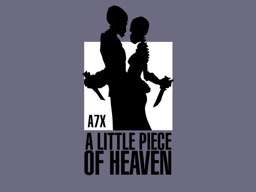 Avenged Sevenfold: A Little Piece of Heaven by papatom on DeviantArt