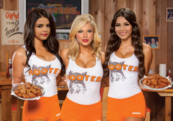 The Celeb Hooters Special