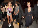 Miley Kardashian and Kim Cyrus