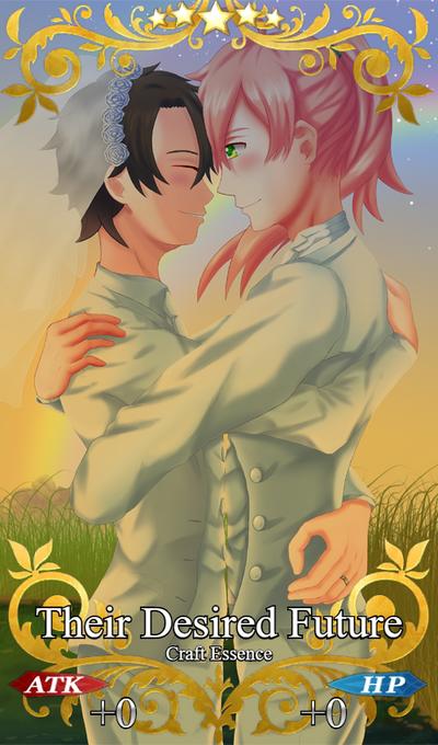 Their Desired Future by Kazushin14