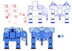 Mecha Warfant Concept Art 3