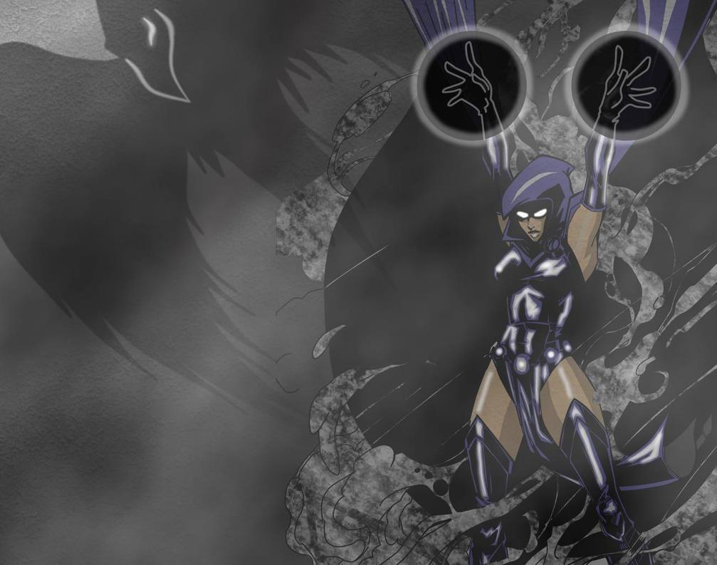 Raven, Evermore by Reita697