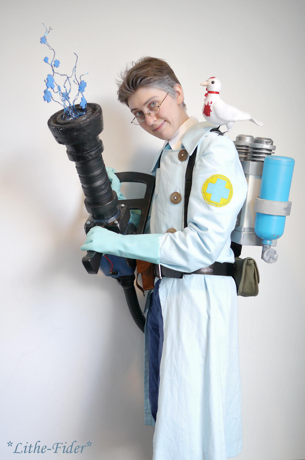 Tf2 Cosplay Medic