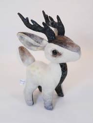 Snow Buck Plush