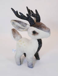 Snow Buck Plush