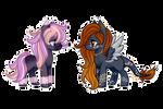 mlp pony adopts [open]