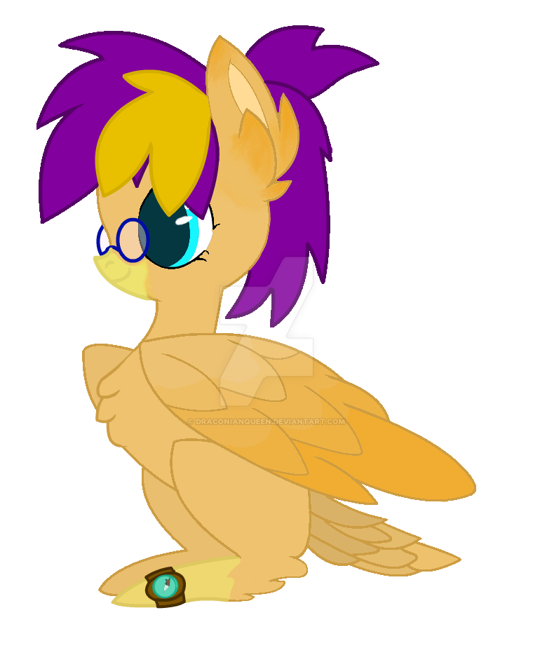 Harpony OC by DraconianQueen