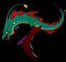 Rainbow Mantis Angler Beast