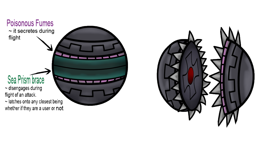 3 Combo Cannon Ball by DraconianQueen