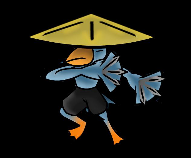 Shinobi Fakemon by DraconianQueen