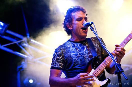 Ian Moss Concert NYE 2012 Canberra 1