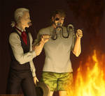 MGS - Camp Fire