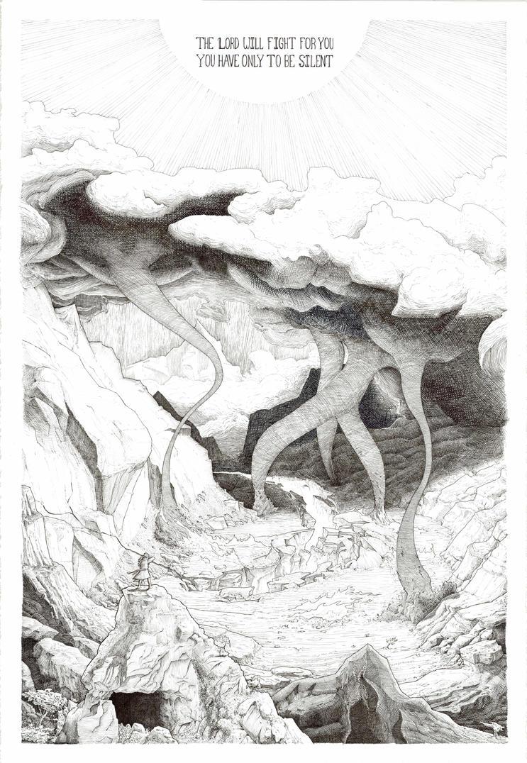 THE VALLEY by AugKim