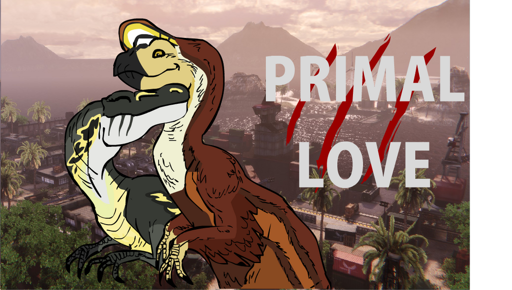 Primal Love by TheOzzex on DeviantArt