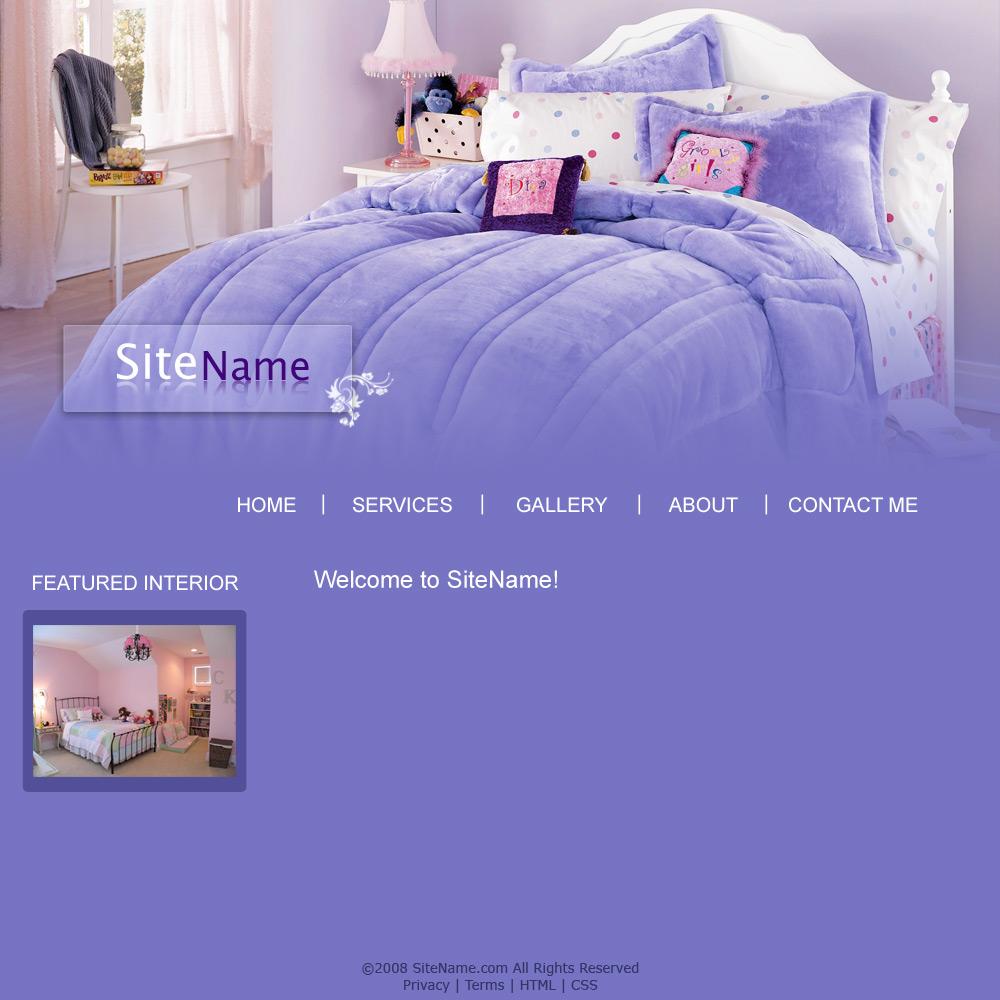 home interior site design by rjoshicool on deviantart