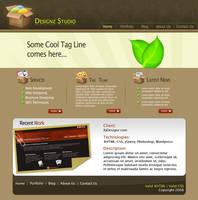 Web Design Portfolio by rjoshicool