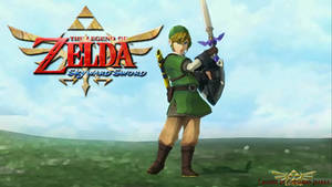 TLOZ:Skyward Sword'Link Sword'