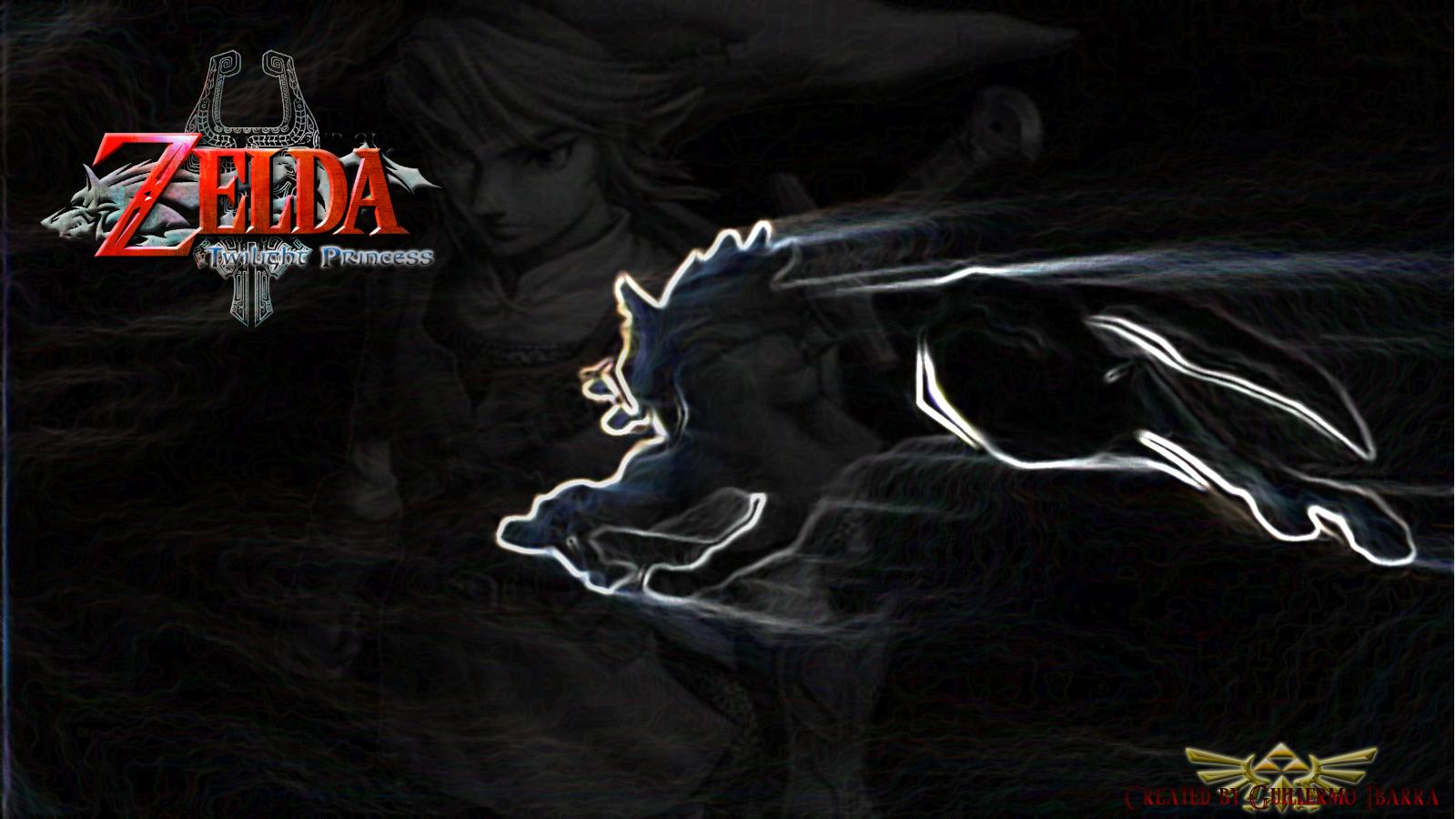 Twilight Princess 'Wolf Link' by Gibarrar on DeviantArt
