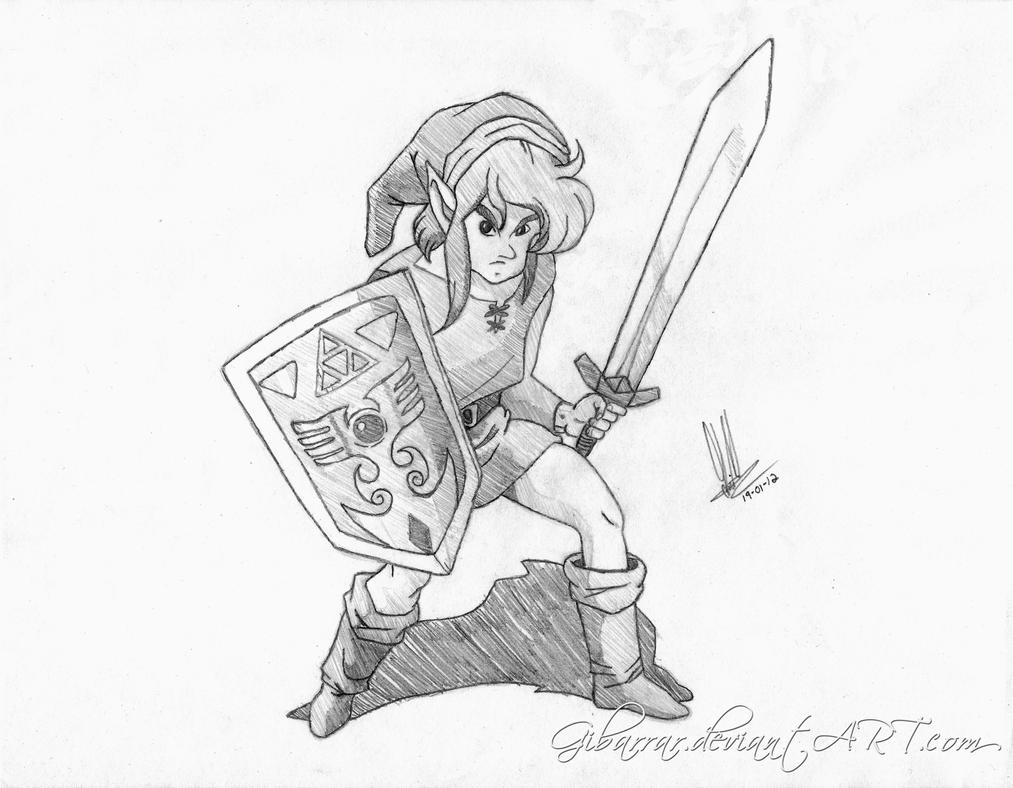 Coloring pages for zelda - Similiar The Legend Of Zelda Link Coloring Keywords