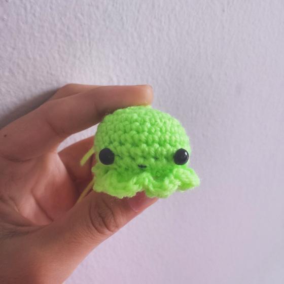 Tommy Snake The Ami - Amigurumi crochet | 560x560