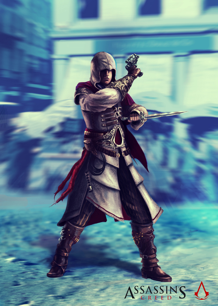 Assassin's Creed by DanteCyberMan
