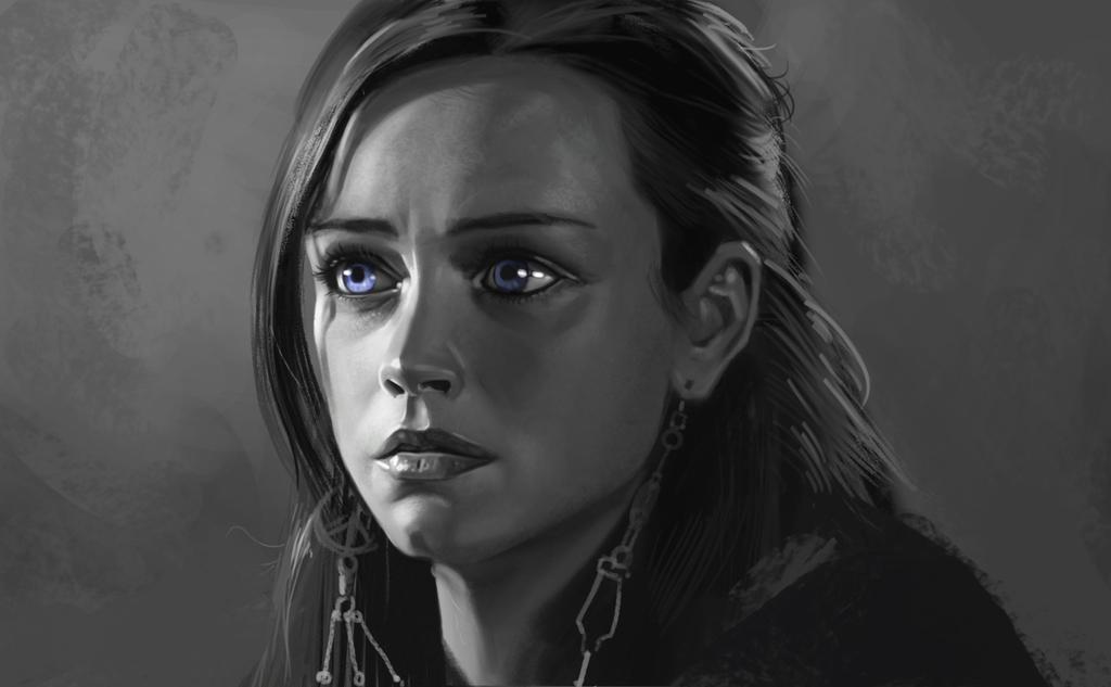 Portrait by DanteCyberMan