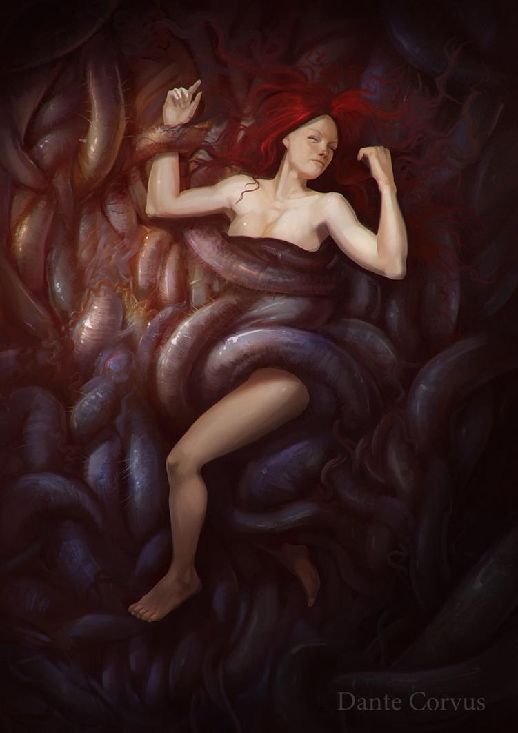 suffocation by DanteCyberMan