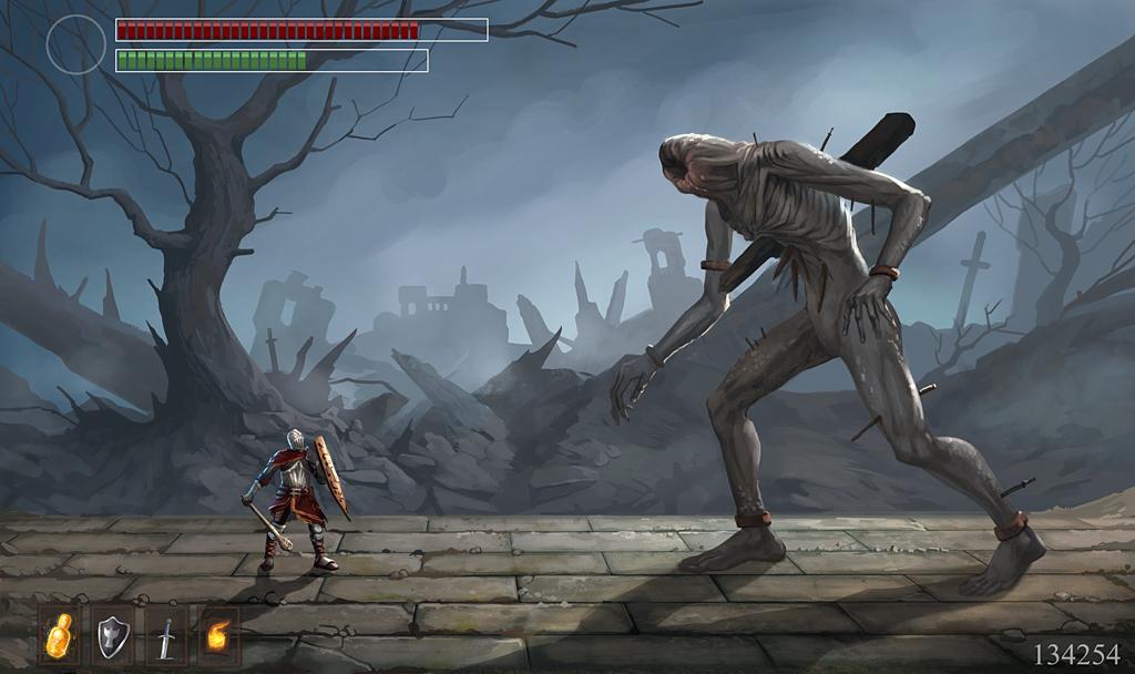 Fan Art Dark Souls 2 by DanteCyberMan