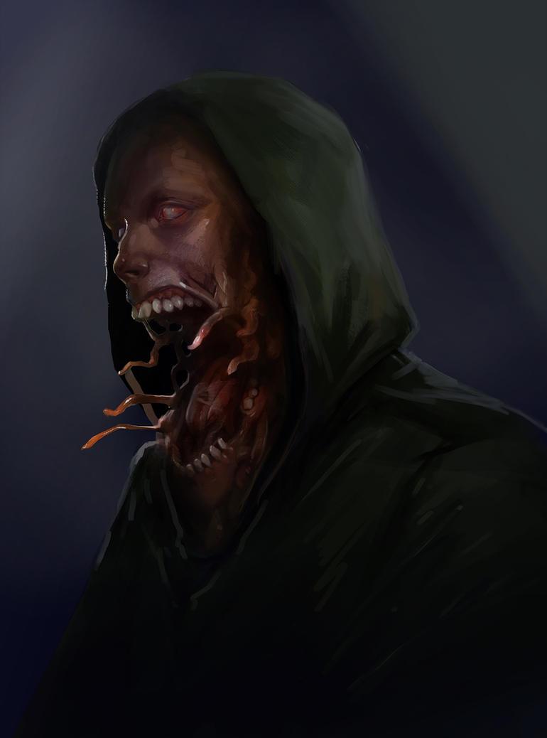 monster by DanteCyberMan