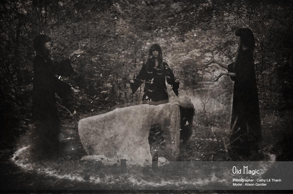 Old Magic by Lelendyl