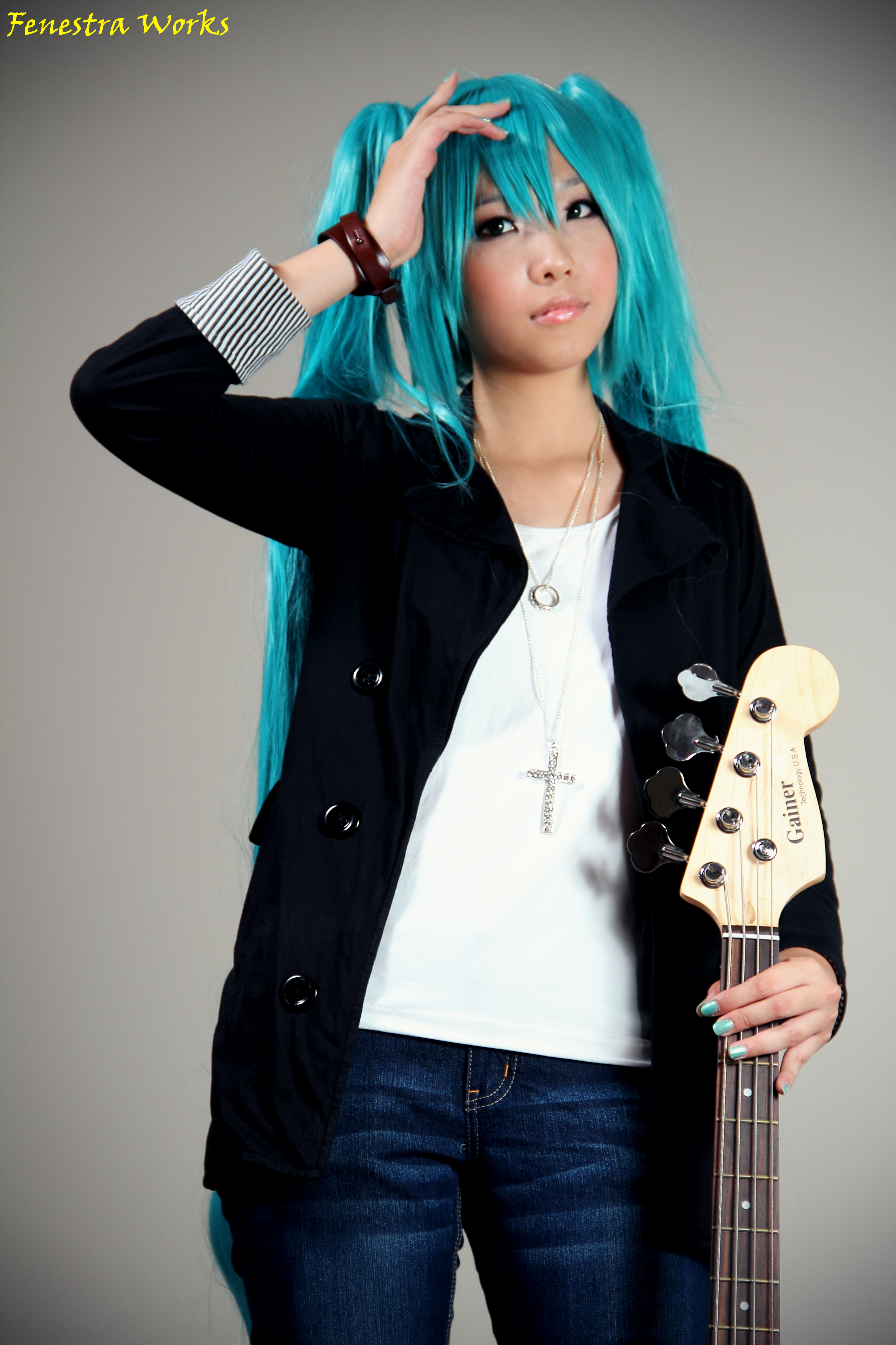 Miku Rock Star III by Fenestra-Works