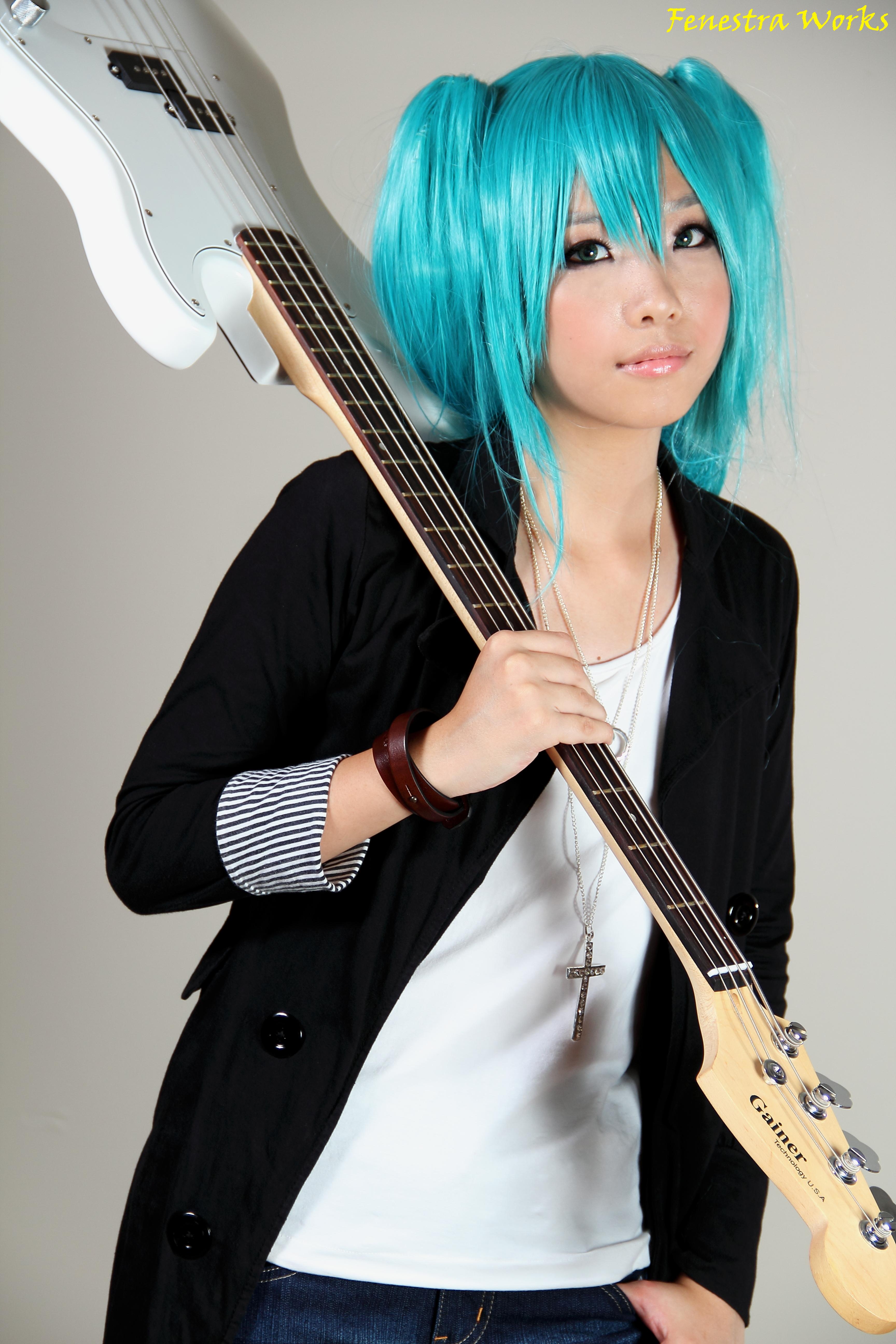 Miku Rock Star IV by Fenestra-Works