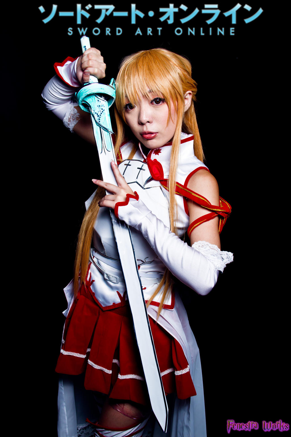 Sword Art Online by Fenestra-Works