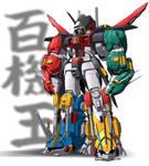 Voltron Gundam