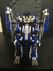 Geno Breaker Gundam  by MegaGundam7778