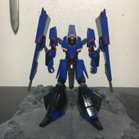 Gaplant Custom by MegaGundam7778