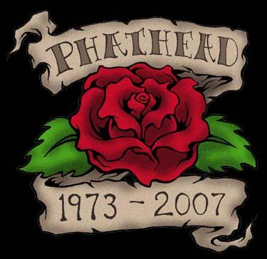 Phatz Tribute Flash by MonsterInk