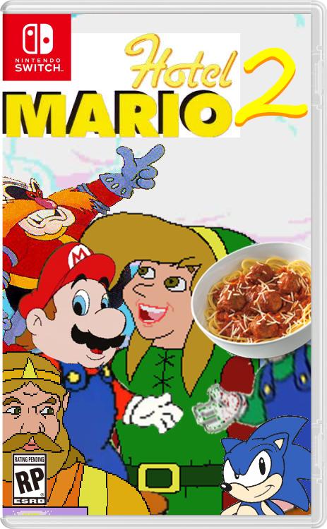 Hotel Mario 2 Confirm by CosmicCreme on DeviantArt